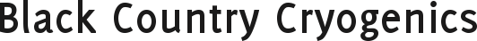 www.blackcountrycryogenics.com Logo